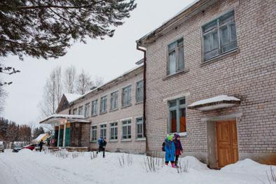 Здание Аргуновской школы