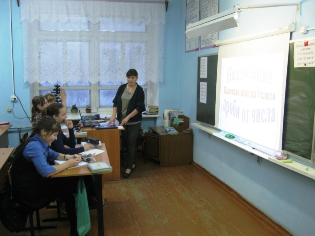 Учитель математики Боталова Юлия Николаевна