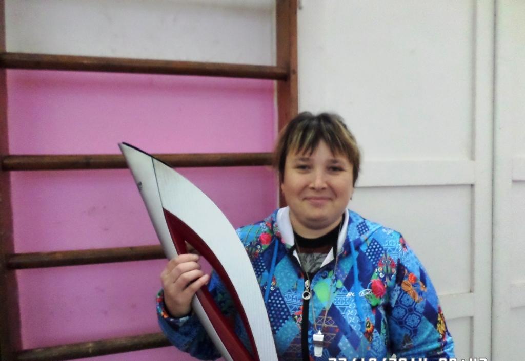 Учитель физкультуры Лукинская Наталия Клавдиевна