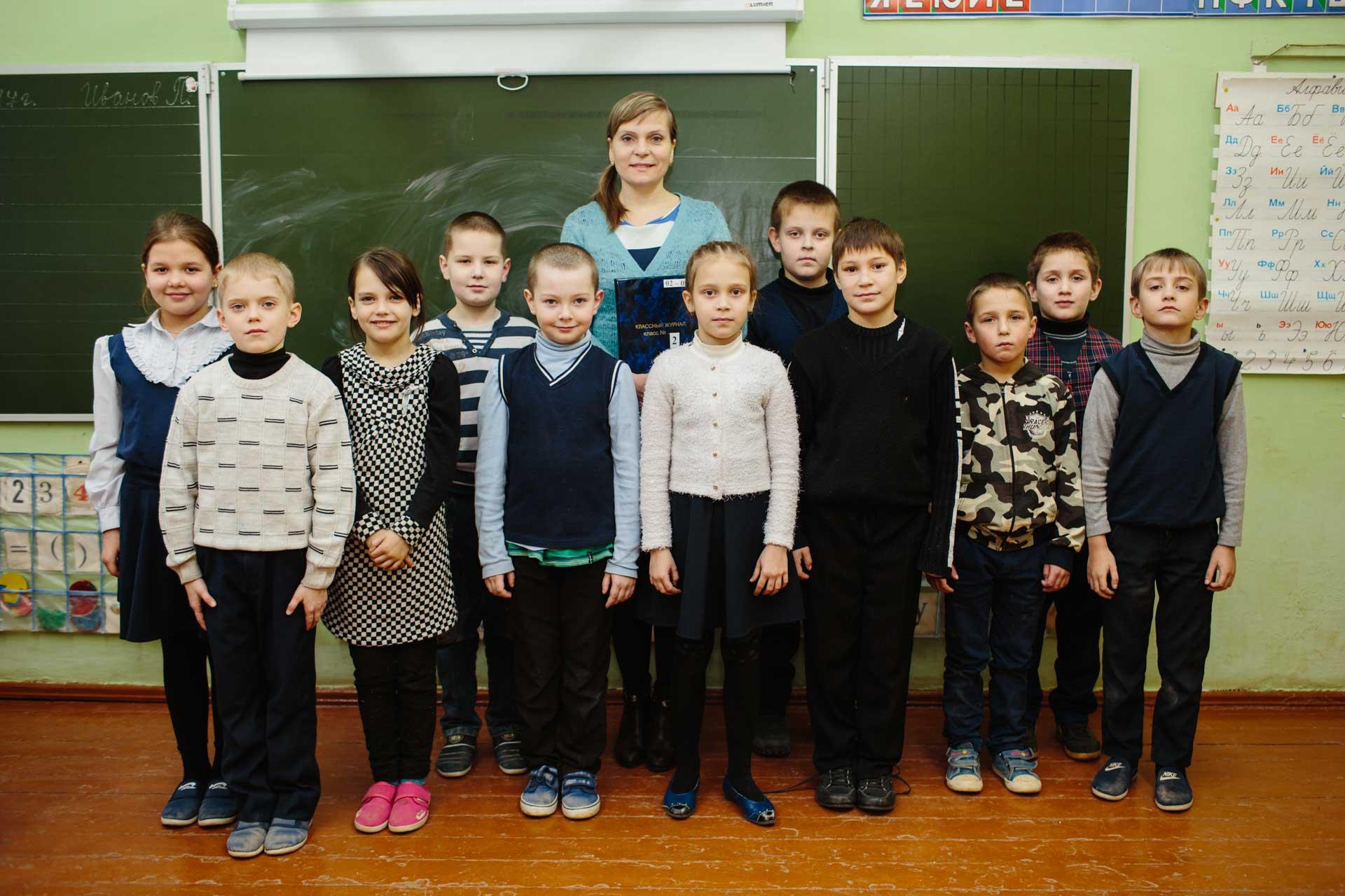 Учитель английского языка Полячихина Ольга Ивановна
