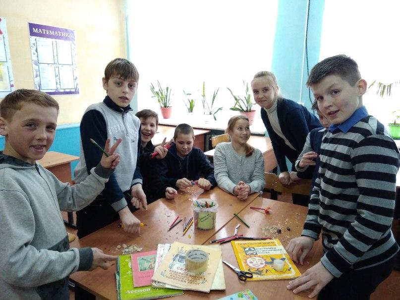 Помощь детям из детского сада «Тополёк»
