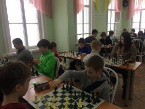 Доме детского творчества состоялось главное событие года для юных любителей шахмат - Личное первенство Вельского района по шахматам среди школьников
