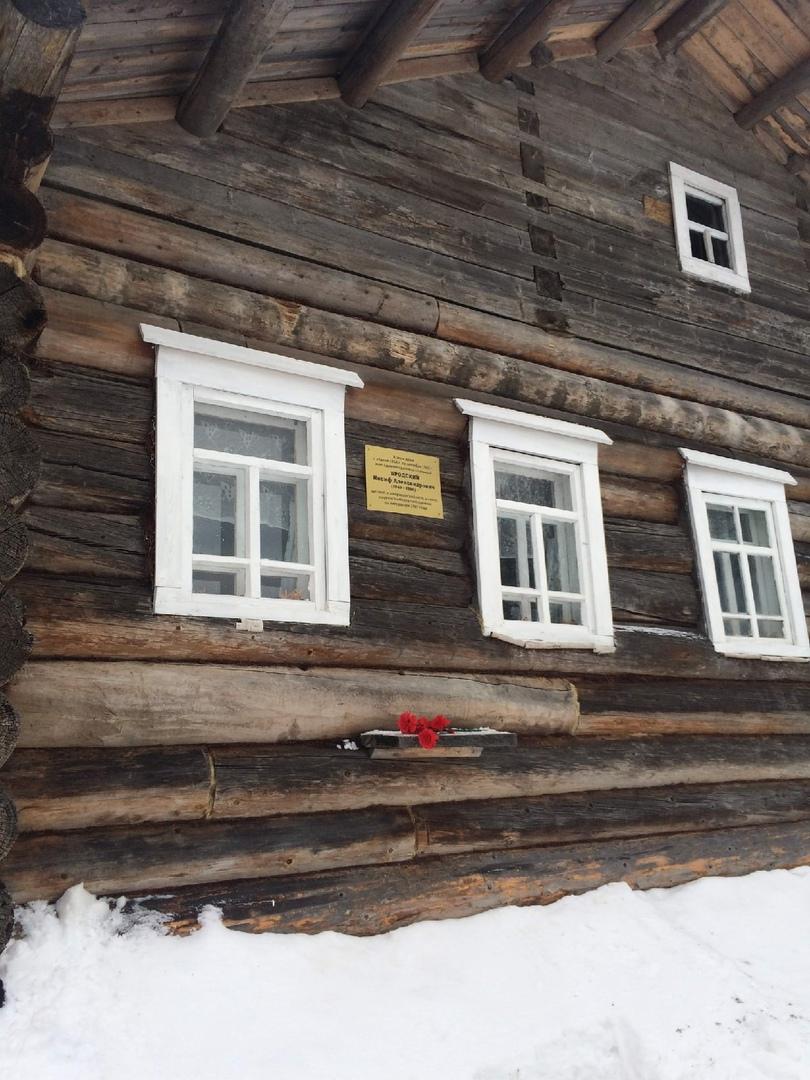 Экскурсия в деревню Норенская Коношского района